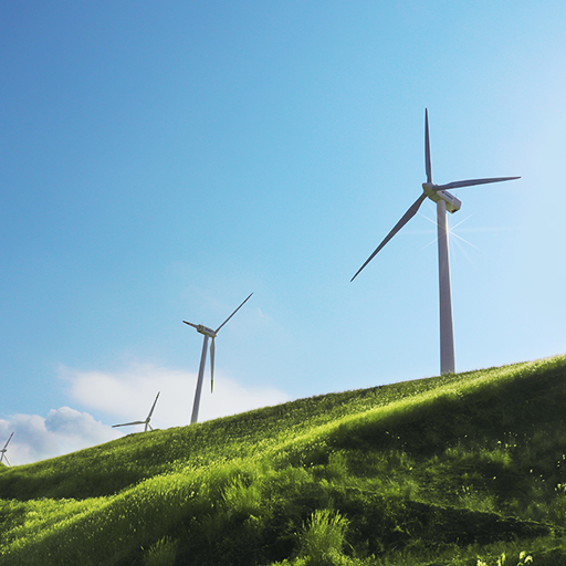 自然エネルギーのイメージ画像