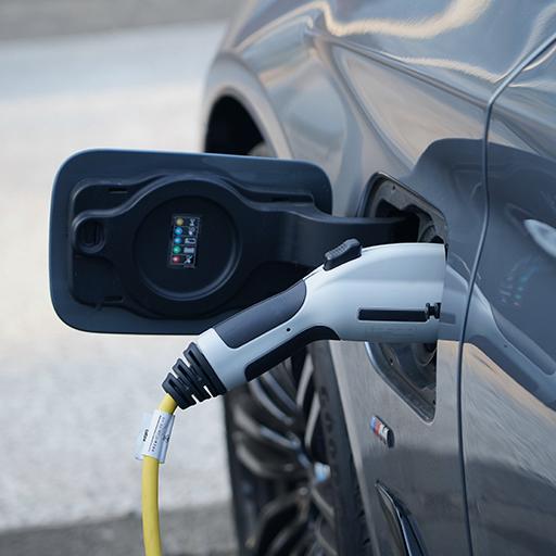 電気自動車のイメージ画像